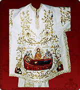 Embroidered Episcopal Vestments - 196