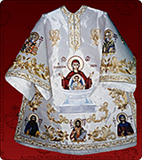 Embroidered Episcopal Vestments - 198