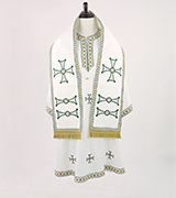 Embroidered Episcopal Vestments - US40849