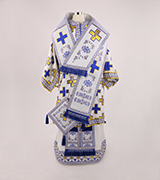 Woven Episcopal Vestments - 110