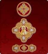 Episcopal Emblem - 210