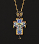Pectoral Cross - 400