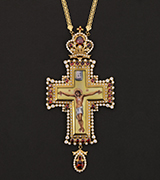 Pectoral Cross - 424