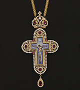 Pectoral Cross - 590