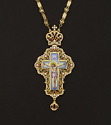 Pectoral Cross - 598