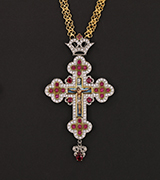 Pectoral Cross - 612