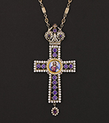 Pectoral Cross - 614