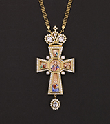 Pectoral Cross - 634