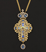 Pectoral Cross - 638