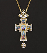 Pectoral Cross - 648
