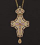 Pectoral Cross - 654