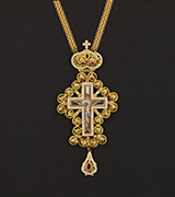 Pectoral Cross - 658