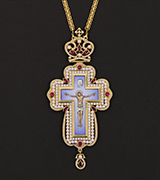 Pectoral Cross - US40481
