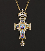 Pectoral Cross - US40487