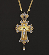 Pectoral Cross - US40544