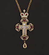 Pectoral Cross - US40555