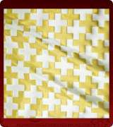 Metallic Brocade Fabric - 315-WS-NO-GM
