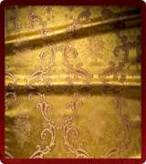 Metallic Brocade Fabric - 345-GS-BR-GM