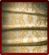 Metallic Brocade Fabric - 345-WS-WS-GM