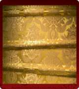 Metallic Brocade Fabric - 355-GS-GS-GM