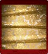 Metallic Brocade Fabric - 355-WS-GS-GM