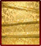 Metallic Brocade Fabric - 360-GS-WS-GM