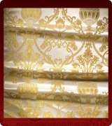 Metallic Brocade Fabric - 365-WS-WS-GM