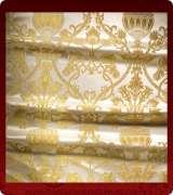 Metallic Brocade Fabric - 365-WS-WS-GM