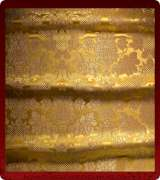 Metallic Brocade Fabric - 385-GS-GS-GM