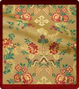 Metallic Brocade Fabric - 400-GS-BR-GM-GS