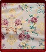 Metallic Brocade Fabric - 400-WS-BR-GM-LC