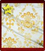Metallic Brocade Fabric - 430-WS-WS-GM