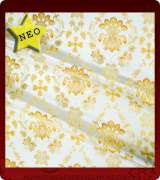 Metallic Brocade Fabric - 435-WS-WS-GM