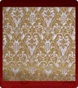 Metallic Brocade Fabric - 440-WS-WS-GM