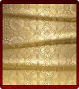 Metallic Brocade Fabric - 450-WS-GS-GM