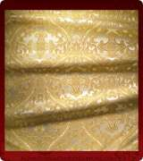 Metallic Brocade Fabric - 455-WS-WS-GM