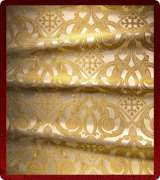 Metallic Brocade Fabric - 460-WS-WS-GM