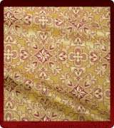 Metallic Brocade Fabric - 480-GS-BR-GM