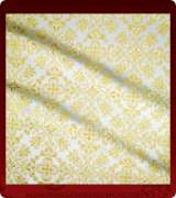 Metallic Brocade Fabric - 480-WS-WS-GM