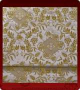Metallic Brocade Fabric - 495-WS-GS-GM