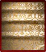 Metallic Brocade Fabric - 500-WS-WS-GM
