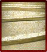 Metallic Brocade Fabric - 510-WS-WS-GM