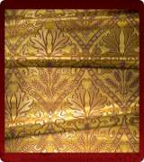 Metallic Brocade Fabric - 520-GS-BR-GM