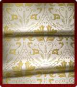 Metallic Brocade Fabric - 520-WS-WS-GM