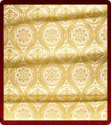 Metallic Brocade Fabric - 535-WS-WS-GM