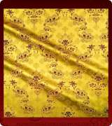 Metallic Brocade Fabric - 545-GS-BR-GM