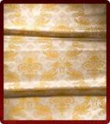 Metallic Brocade Fabric - 545-WS-GS-GM