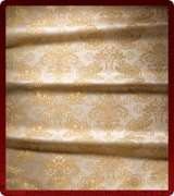 Metallic Brocade Fabric - 545-WS-WS-GM