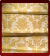 Metallic Brocade Fabric - 550-WS-GS-GM