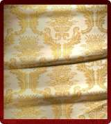 Metallic Brocade Fabric - 550-WS-WS-GM